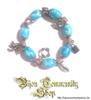 """Armband """"Blue"""" (+500P)"""