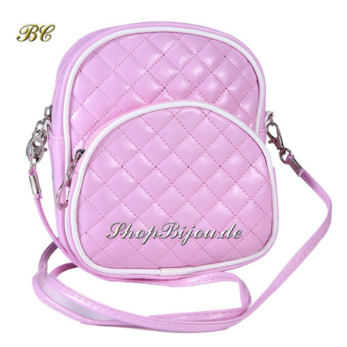 Designer Vintage Handtasche rosa