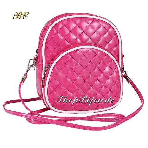 Designer Vintage Handtasche pink