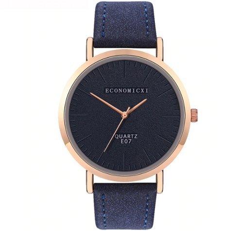Trend Style Damen Armbanduhr Quarz Analog / Blau